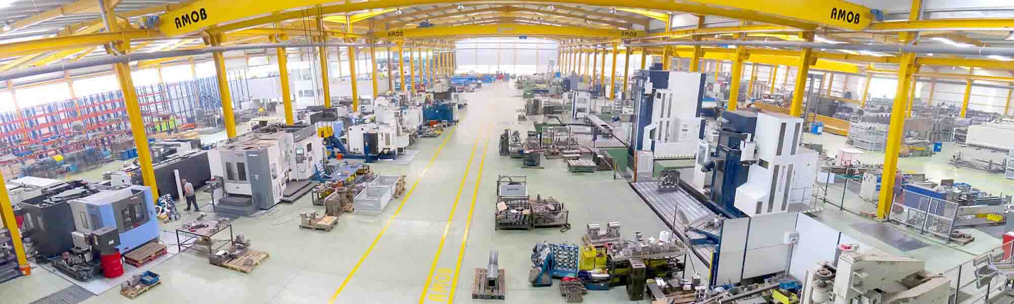 AMOB Forming Technology Solutions: Tube and Pipe Bending Machines