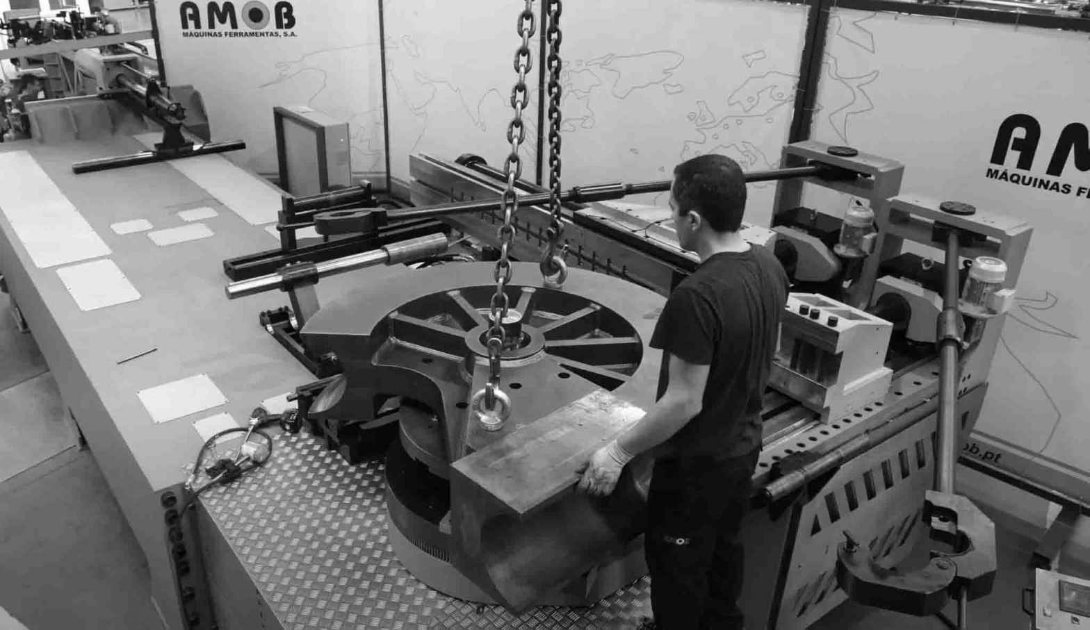 The CNC Pipe Bender Production