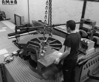 CNC Pipe Bender AMOB