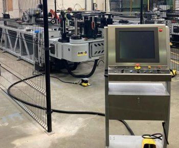 CNC Tube Bending Machines AMOB