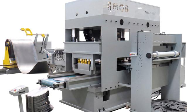 AMOB Custom Solutions Automatic Line Plate Disks GPL