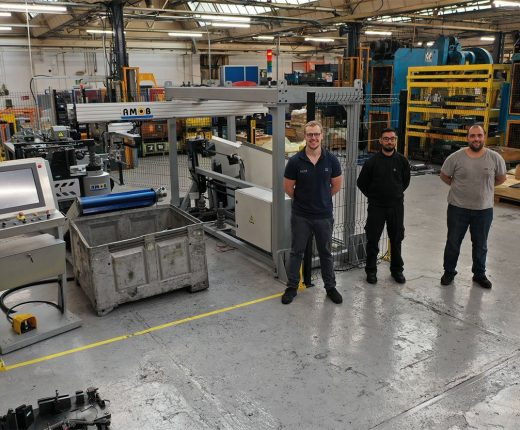 Fully Electric CNC Bender