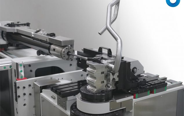 Fully Electric CNC Tube Bending Machines: Why go fully electric