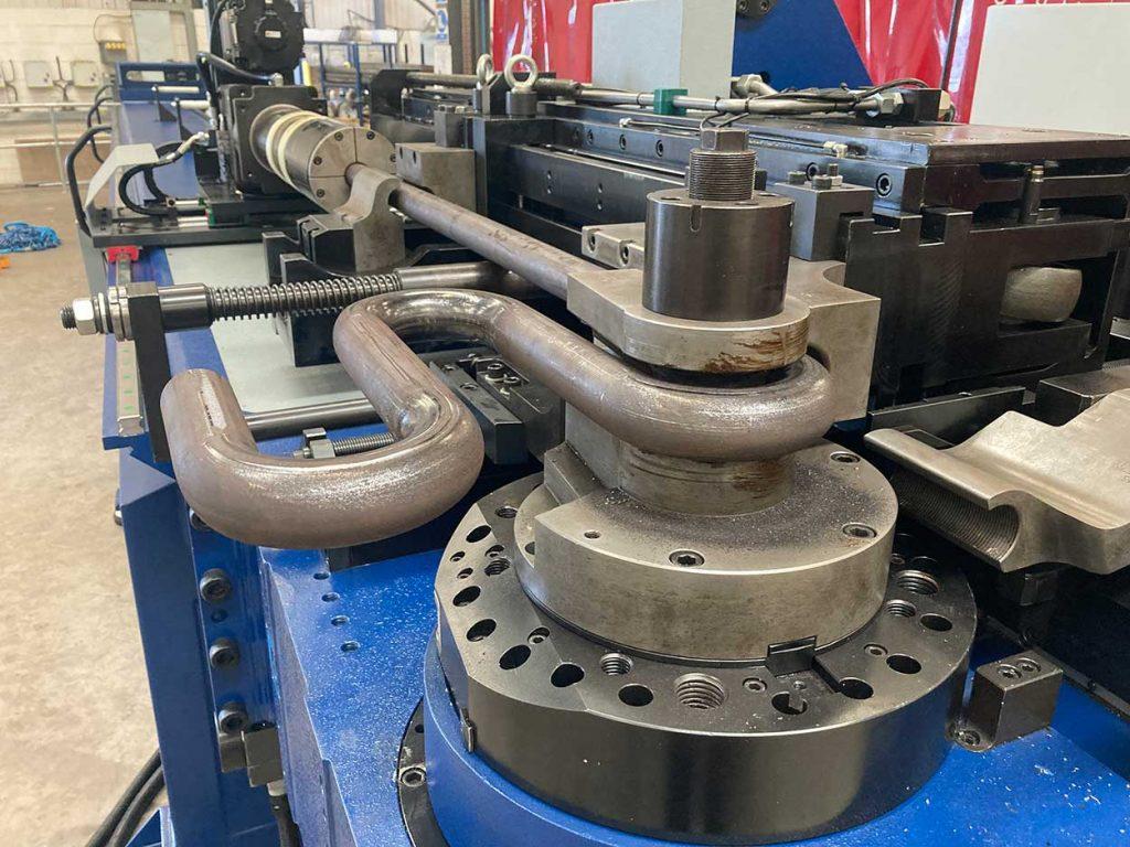 Boiler Tube Bending Machine AMOB